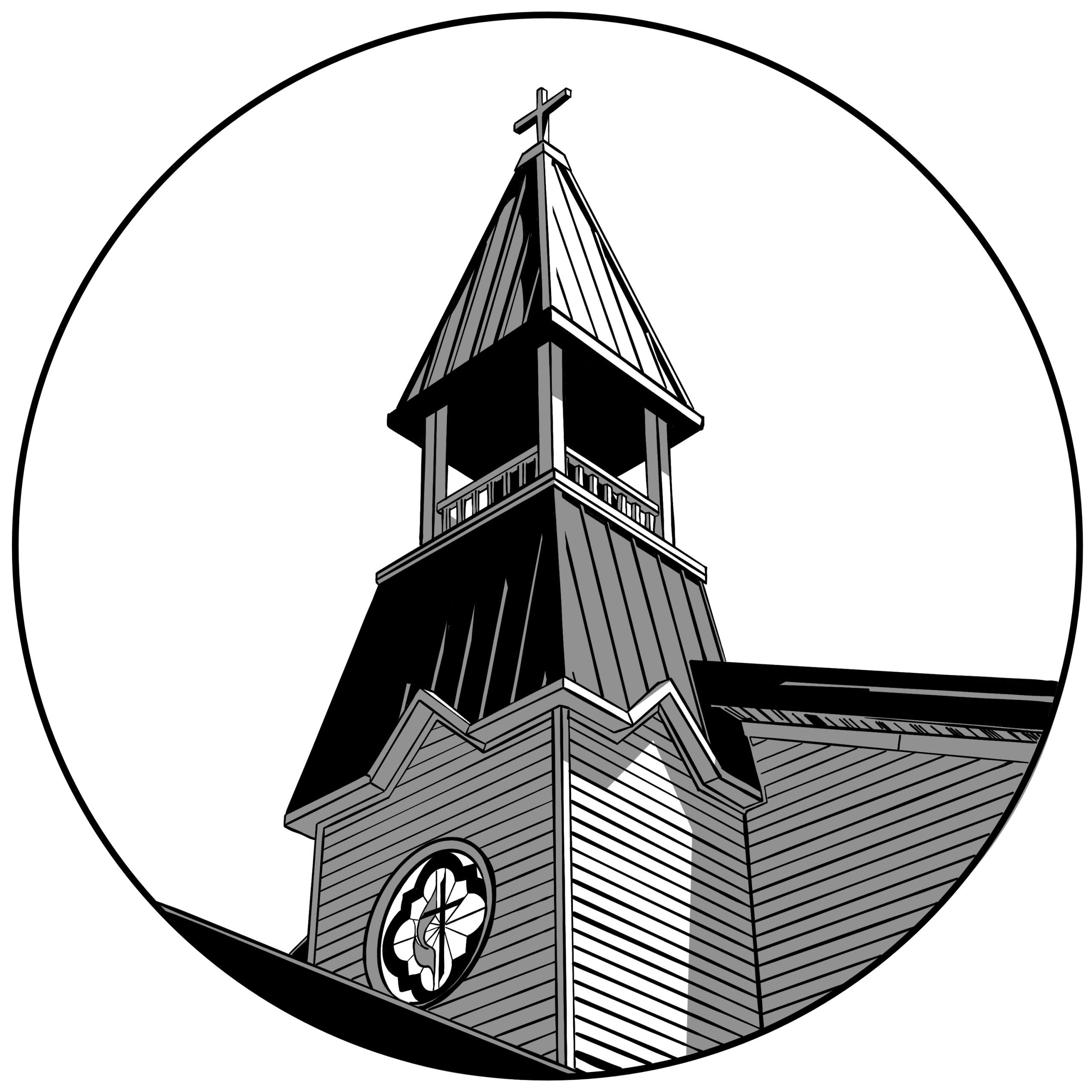 Logo for Molalla United Methodist Church